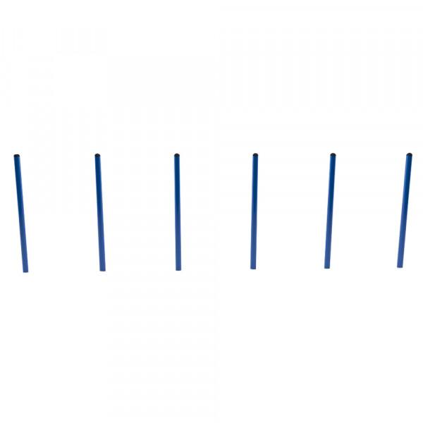 6 PALETTI PER PERCORSO OSTACOLI DP DIM CM 300 X 5 X 90 (H)