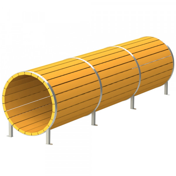 ACTIVITY DOG TUNNEL DIM CM 300 X 76 X 86 (H)