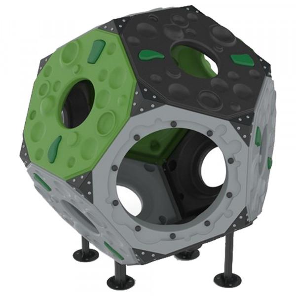 ARRAMPICATA ROCK METEOR DIM CM 130 X 130 X 140 (H)