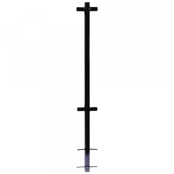 PALO A T PER STACCIONATA ARCOBALENO DIM CM 15,5 X 3,5 X 127,5 (H)
