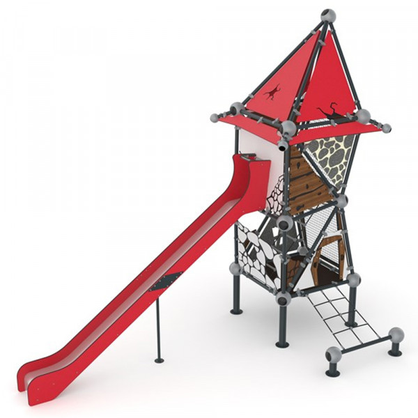 CASTELLO MAGIC LITTLE TOWER DIM CM 580 X 300 X 505 (H)