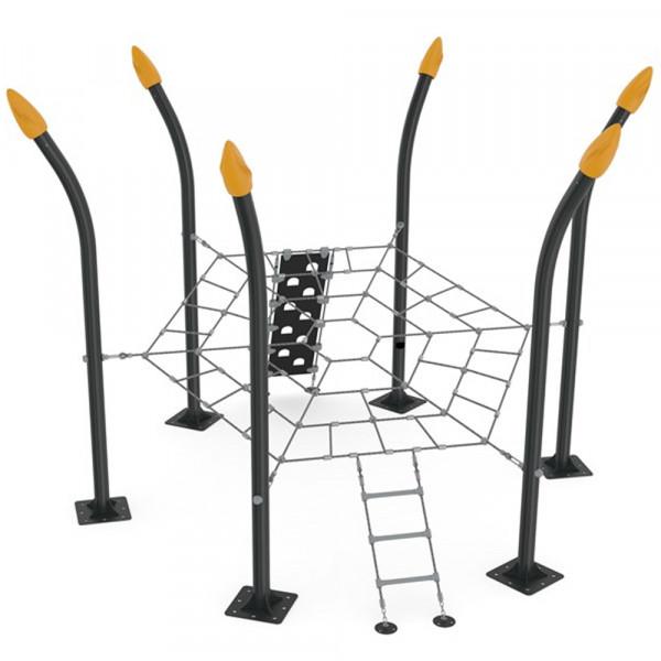 AGILITY SPIDER PLATFORM DIM CM 475 X 430 X 325 (H)