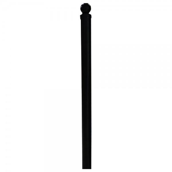 PALETTO DISSUASORE IN METALLO DIM CM 6 X 106 (H)